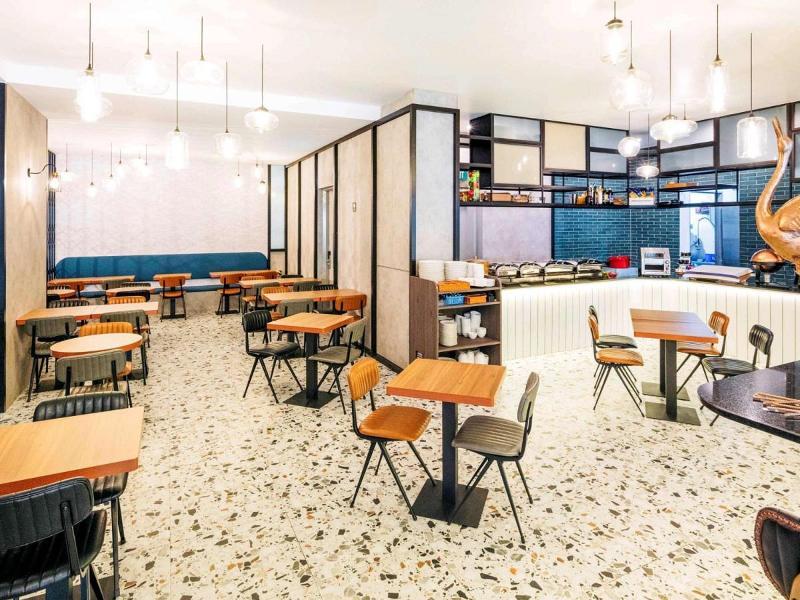 Parc Sovereign Hotel - Tyrwhitt - Restaurant - 11