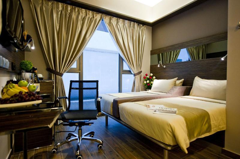 Parc Sovereign Hotel - Tyrwhitt - Room - 8