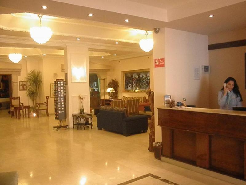 Commodore Hotel Jerusalem - General - 0