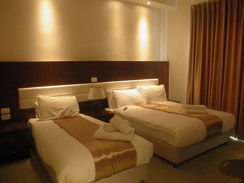 Commodore Hotel Jerusalem - Room - 1