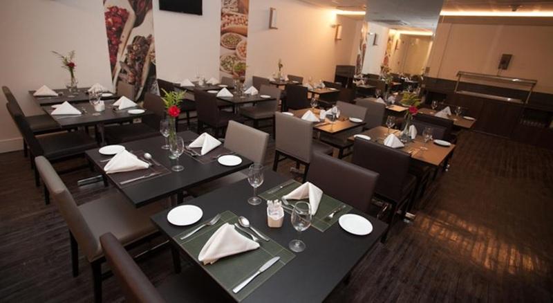 Restaurant Tulip Inn Belo Horizonte