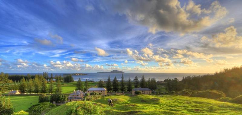 General view Islander Lodge Apartments