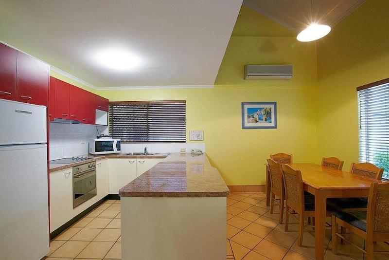 General view The Islander Noosa Resort