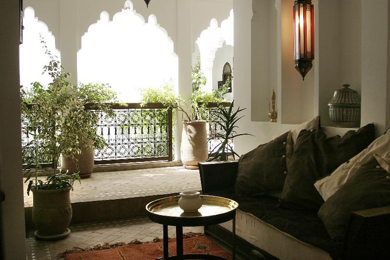 General view Riad Amin