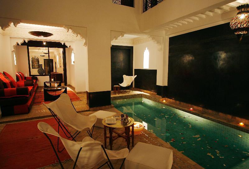 Pool Riad Amin