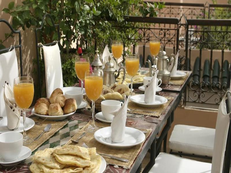 Restaurant Riad Amin