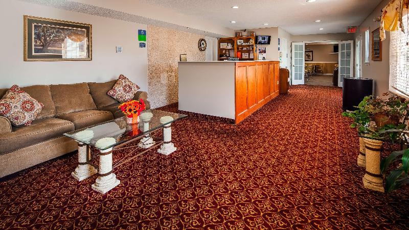 Lobby Best Western Plus Zion West Hotel