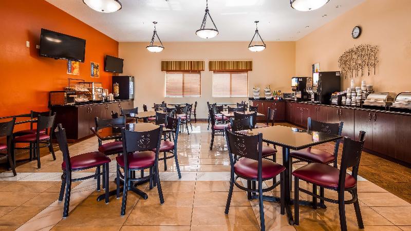 Restaurant Best Western Plus Zion West Hotel