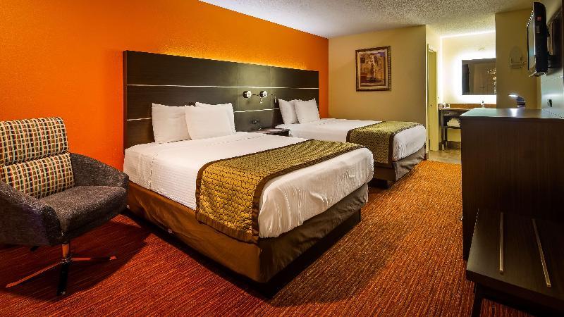 Room Best Western Plus Zion West Hotel