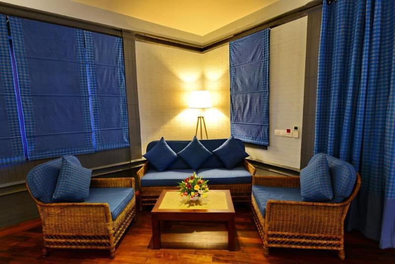 Foto del Hotel Bagan Lodge Hotel del viaje birmania verdaderamente barato