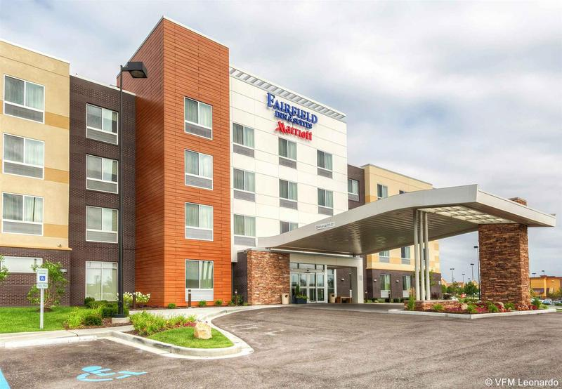 General view Fairfield Inn & Suites St. Louis West/wentzville
