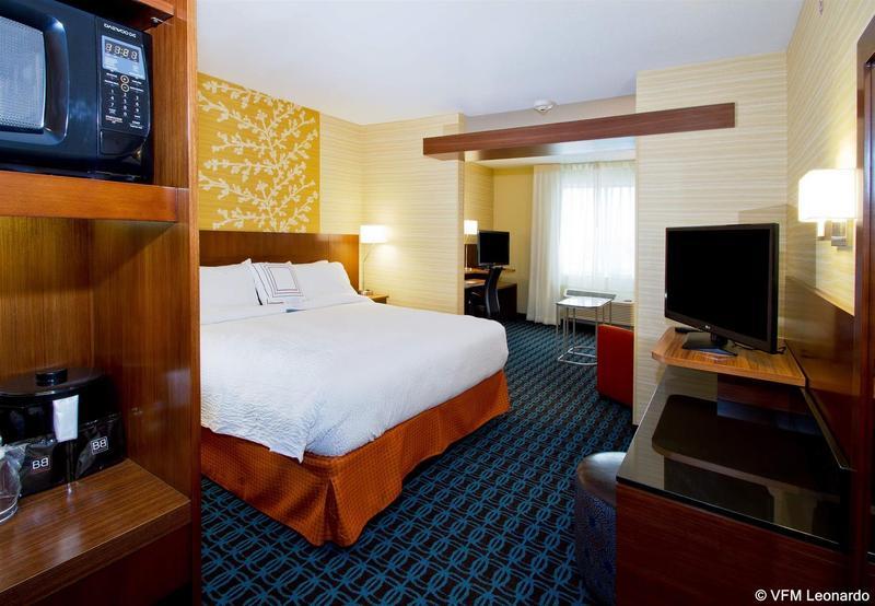 General view Fairfield Inn & Suites St. Louis West/wentzville