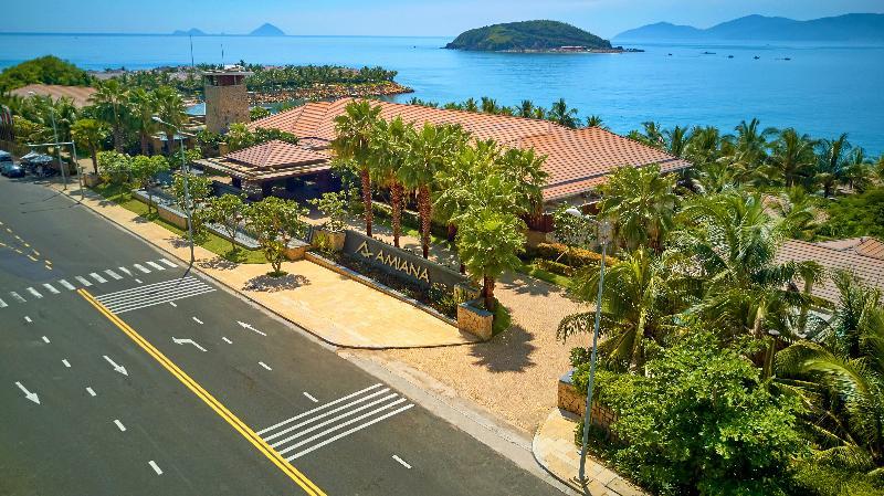 Lobby Amiana Resort And Villas Nha Trang
