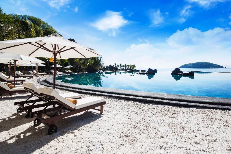 Pool Amiana Resort And Villas Nha Trang