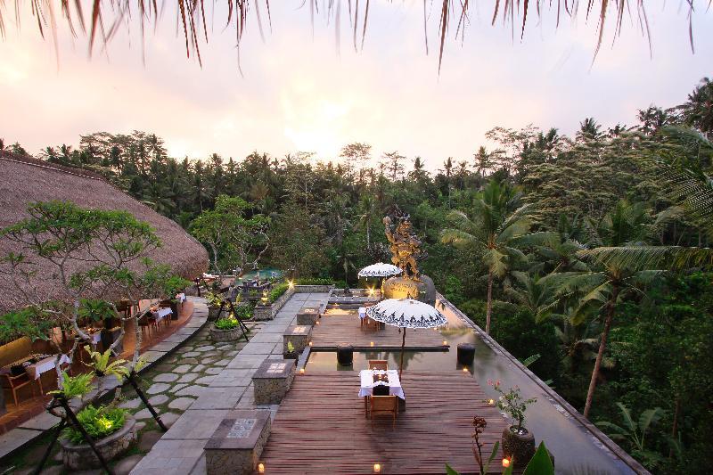 General view The Kayon Resort