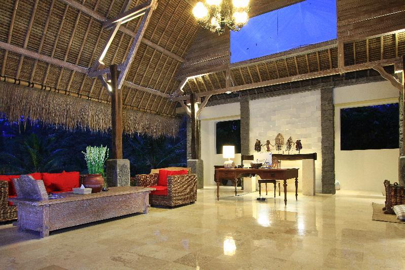 Lobby The Kayon Resort