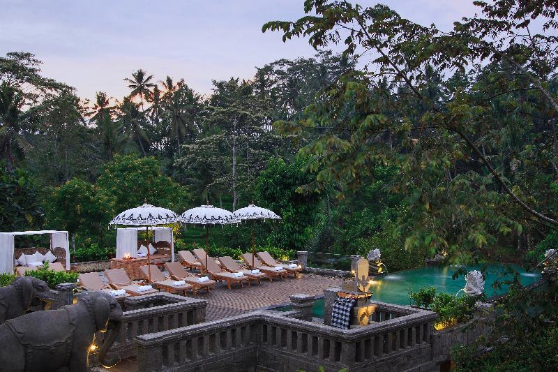 Pool The Kayon Resort