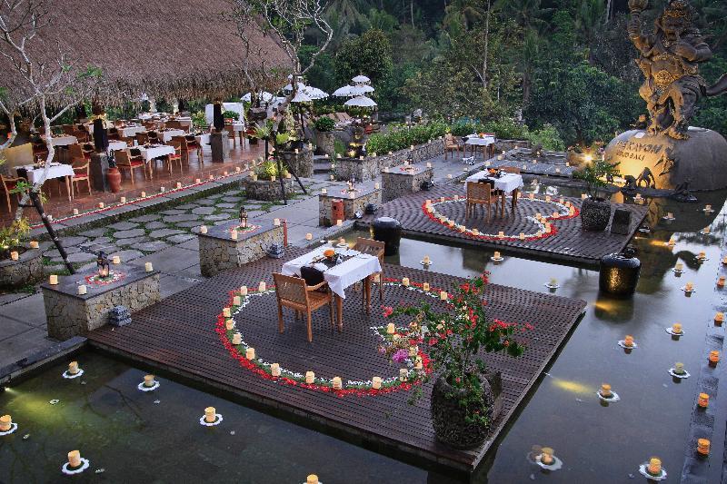 Restaurant The Kayon Resort