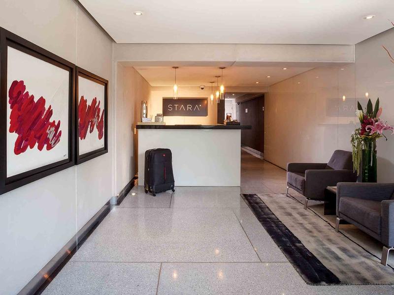 Lobby Stara San Angel Inn