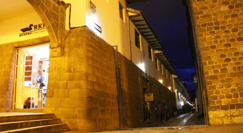 General view Loreto Boutique Hotel