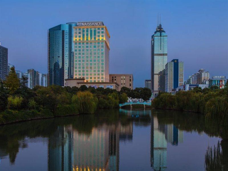 General view Renaissance Suzhou Hotel