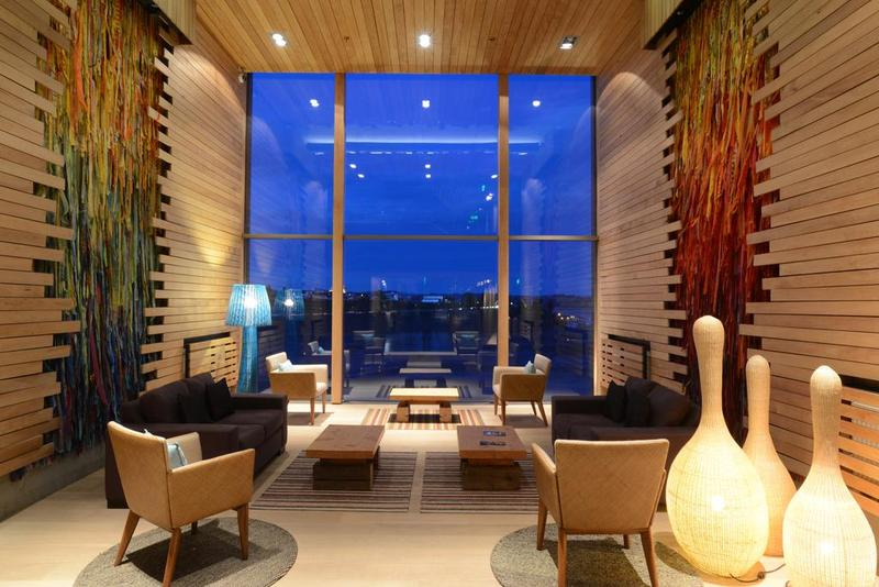 Lobby Enjoy Chiloe, Hotel De La Isla