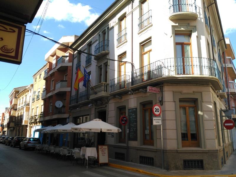 Escapada en el Hotel boutique caÑitas spa