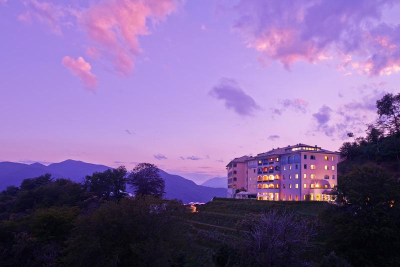 General view Resort Collina D\'oro