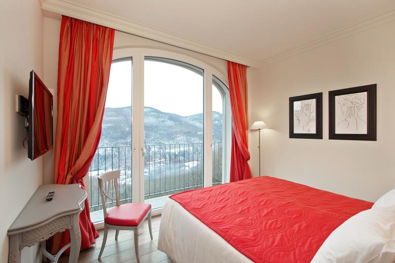 Room Resort Collina D\'oro