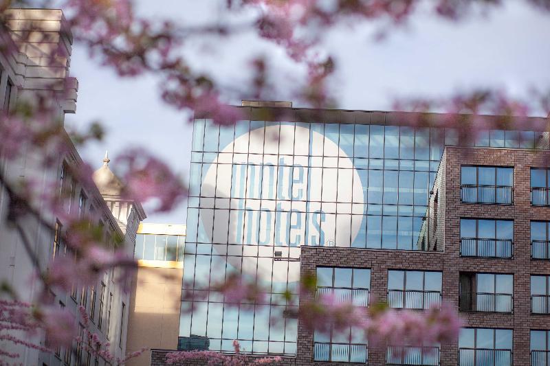 General view Inntel Hotels Art Eindhoven