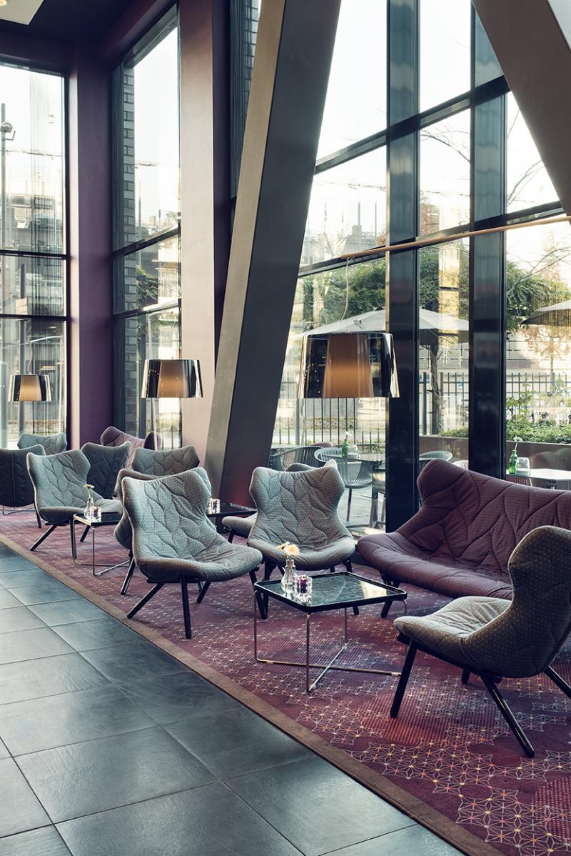 Bar Inntel Hotels Art Eindhoven