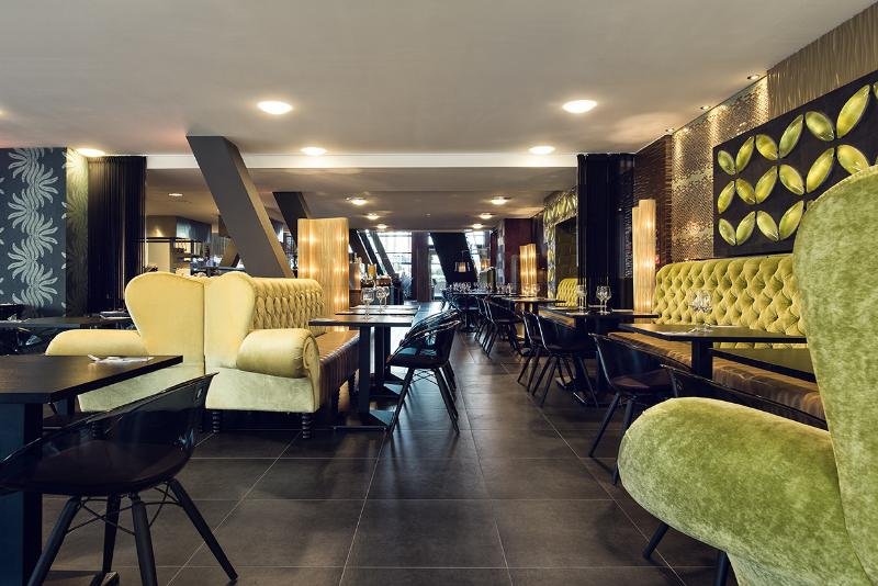 Restaurant Inntel Hotels Art Eindhoven
