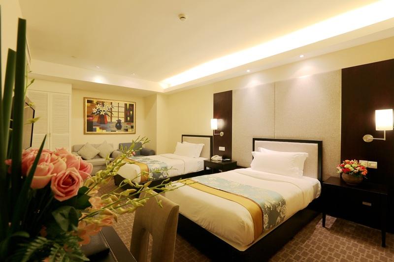 Fortune Hotel Shanghai - Room - 7