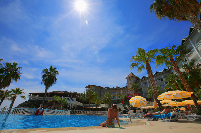 Pool Kemal Bay Otel