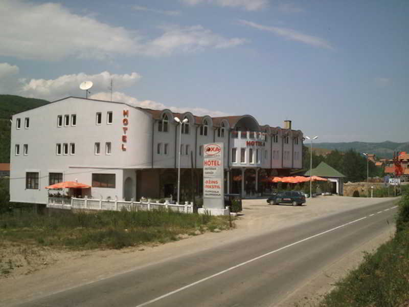 General view Oxa Hotel