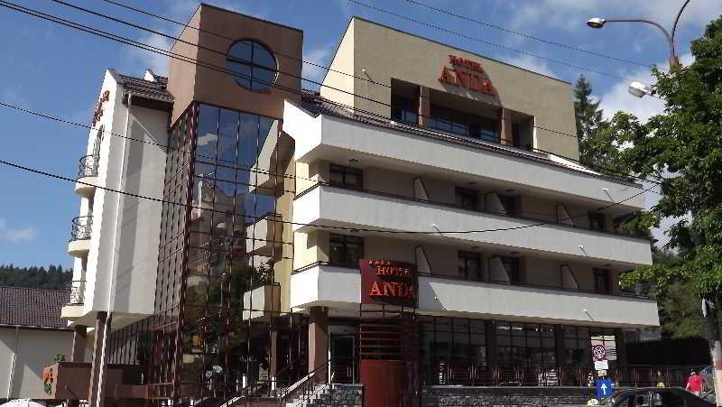 General view Anda Hotel Sinaia