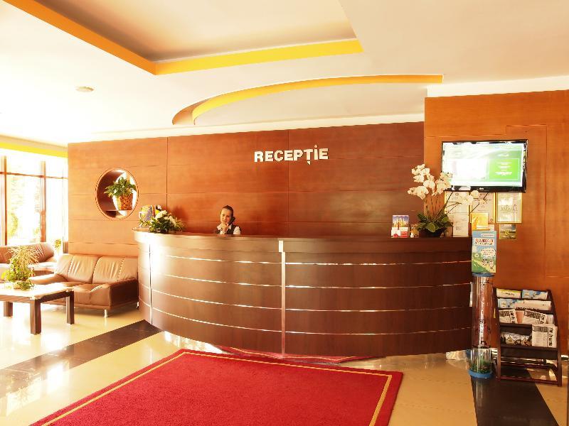 Lobby Anda Hotel Sinaia