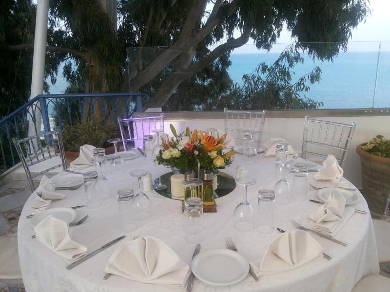 Restaurant La Villa Bleue Hotel & Spa