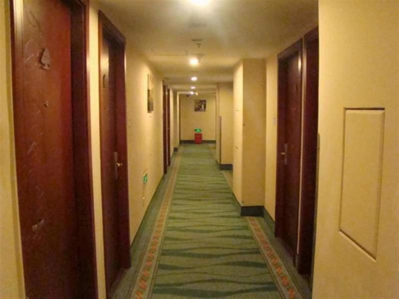 Green Tree Inn Hongqiao Airport Apartment Hotel - Hotel - 6