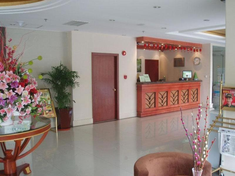 Green Tree Inn Hongqiao Airport Apartment Hotel - General - 0