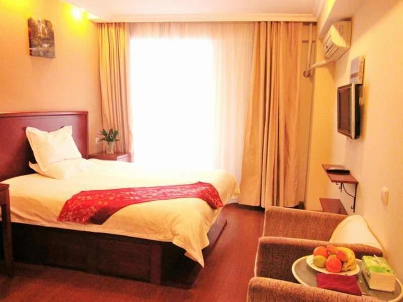 Green Tree Inn Hongqiao Airport Apartment Hotel - Room - 1