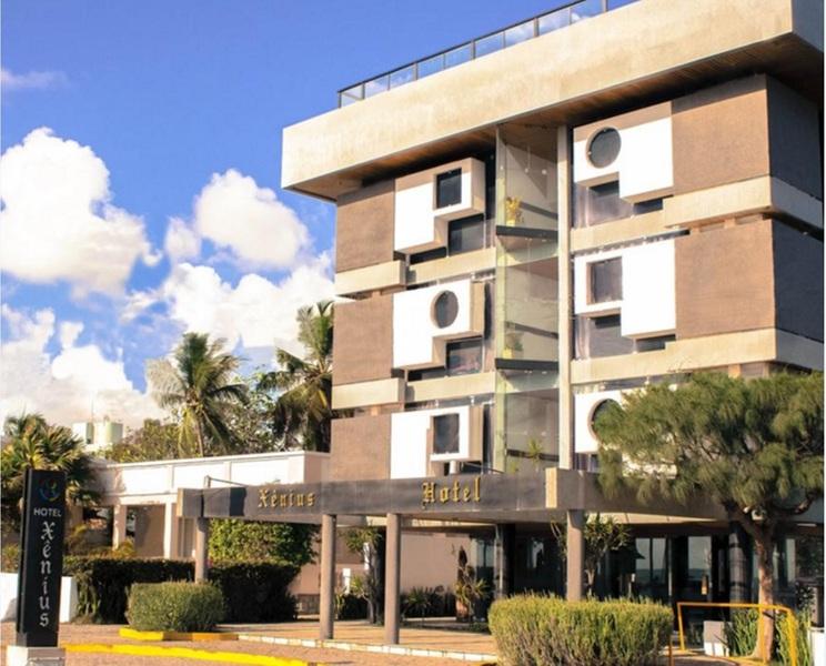 XENIUS HOTEL - Hotel - 4