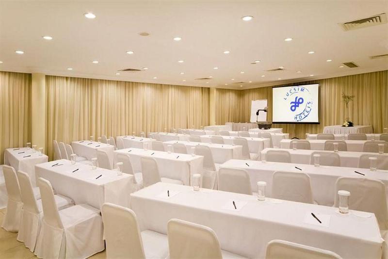INTERNACIONAL PALACE LUCSIM - Conference - 1