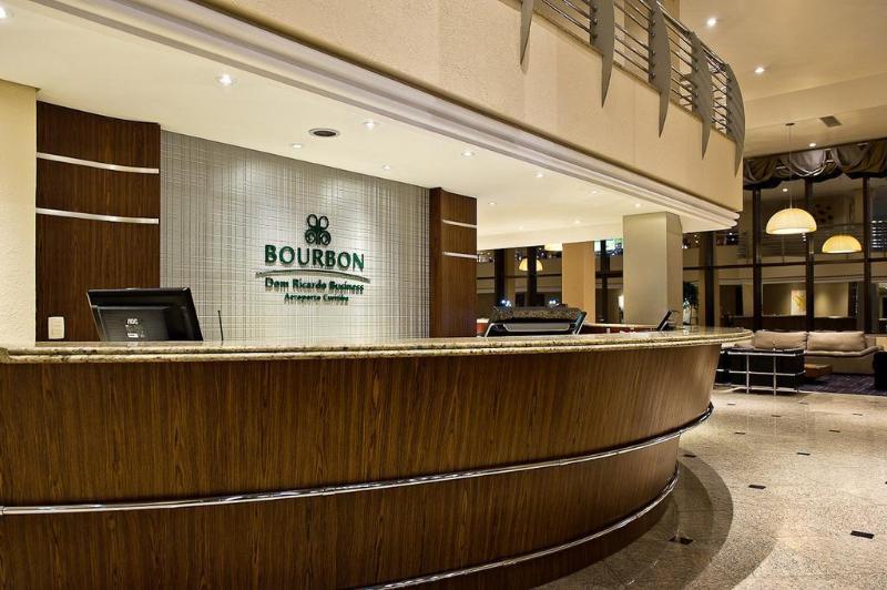 General view Bourbon Dom Ricardo Aeroporto Curitiba Business