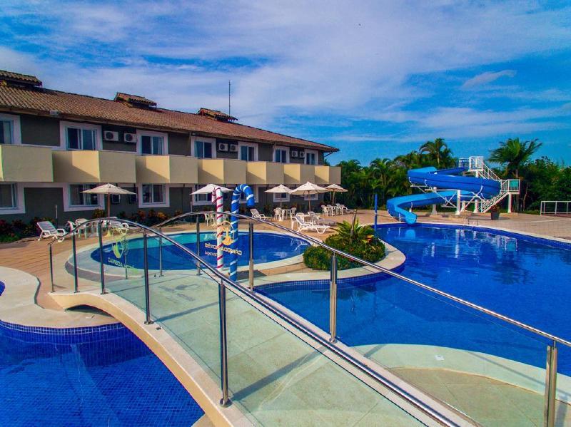 Pool Camboa Paranagua Hotel