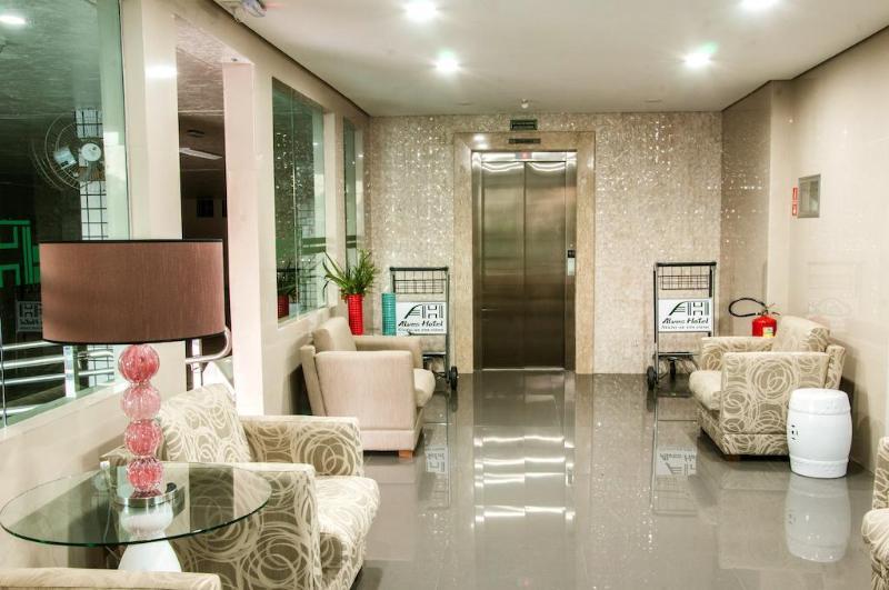 General view Alves Hotel