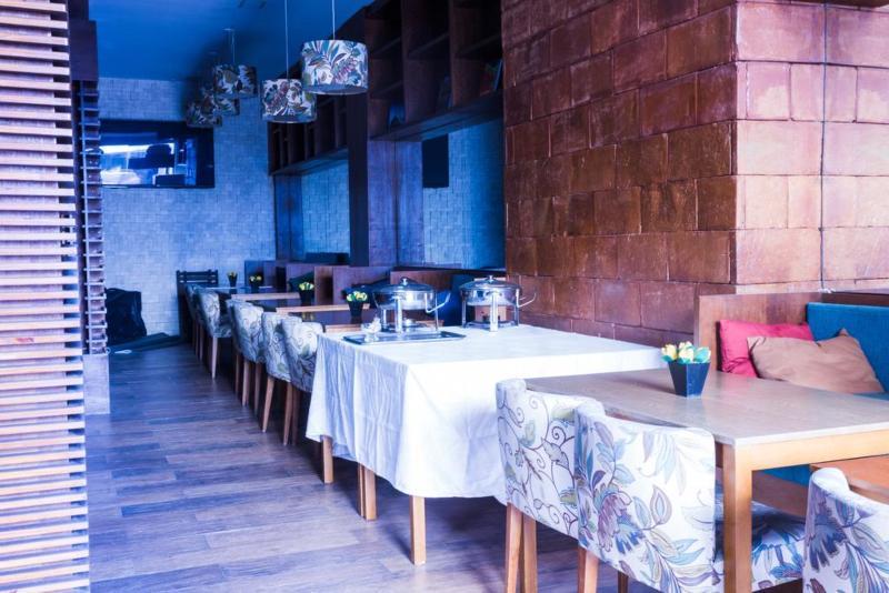 REAL HOTEL RJ - Restaurant - 11