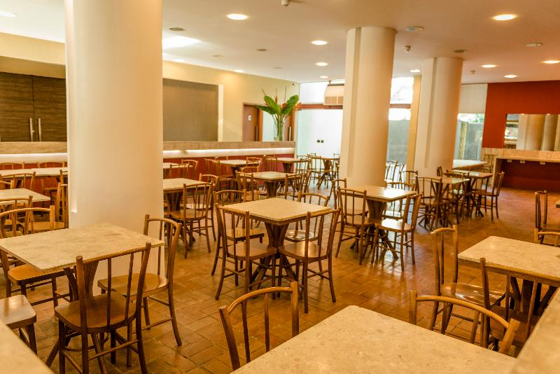 VELA BRANCA PRAIA HOTEL - Restaurant - 15