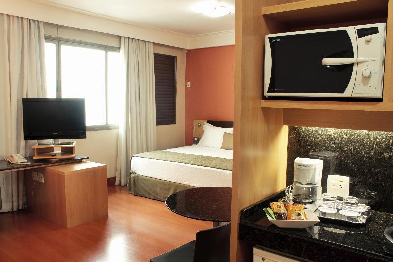 Quality Belo Horizonte Lourdes - Room - 1