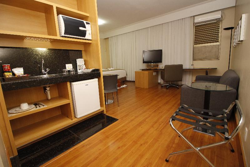 Quality Belo Horizonte Lourdes - Room - 8